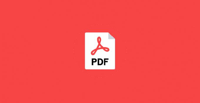 Cara Mengecilkan File PDF