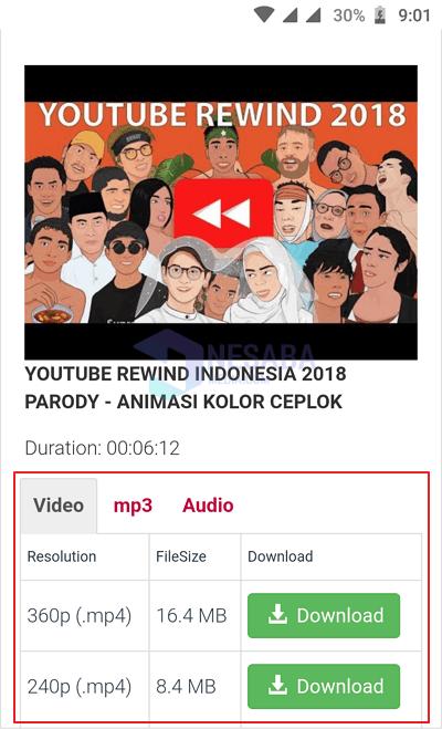 Cara Menyimpan Video dari Youtube 4