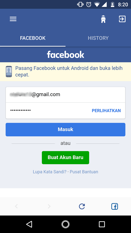 cara download video di facebook dengan apps