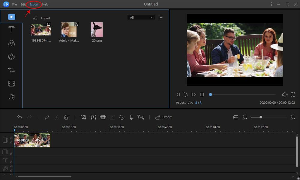 EaseUS Video Editor 4