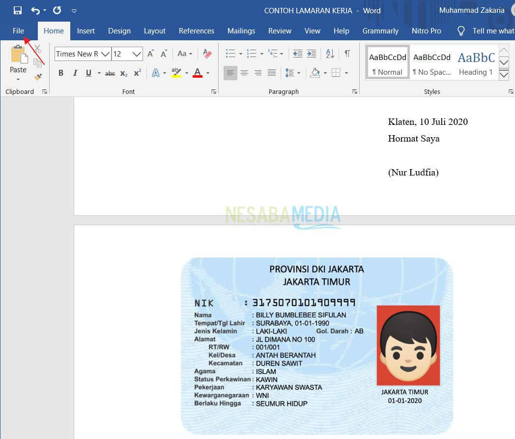 6 Cara Mengirim Lamaran Lewat Email Agar Diterima Edisi 2020