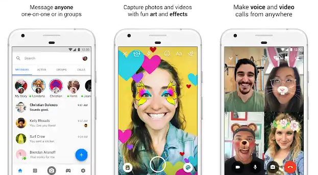 aplikasi video call android