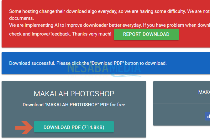 cara download file di scribd tanpa login dan uploading