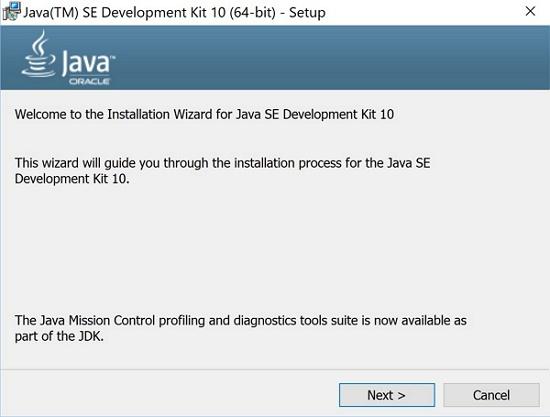 Download Java SE Development Kit (JDK)
