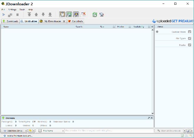 Download JDownloader Terbaru