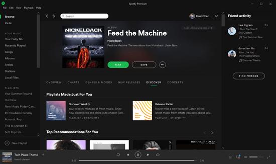 Download Spotify Terbaru