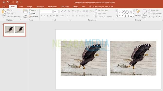 Cara Membuat Efek 3D Powerpoint