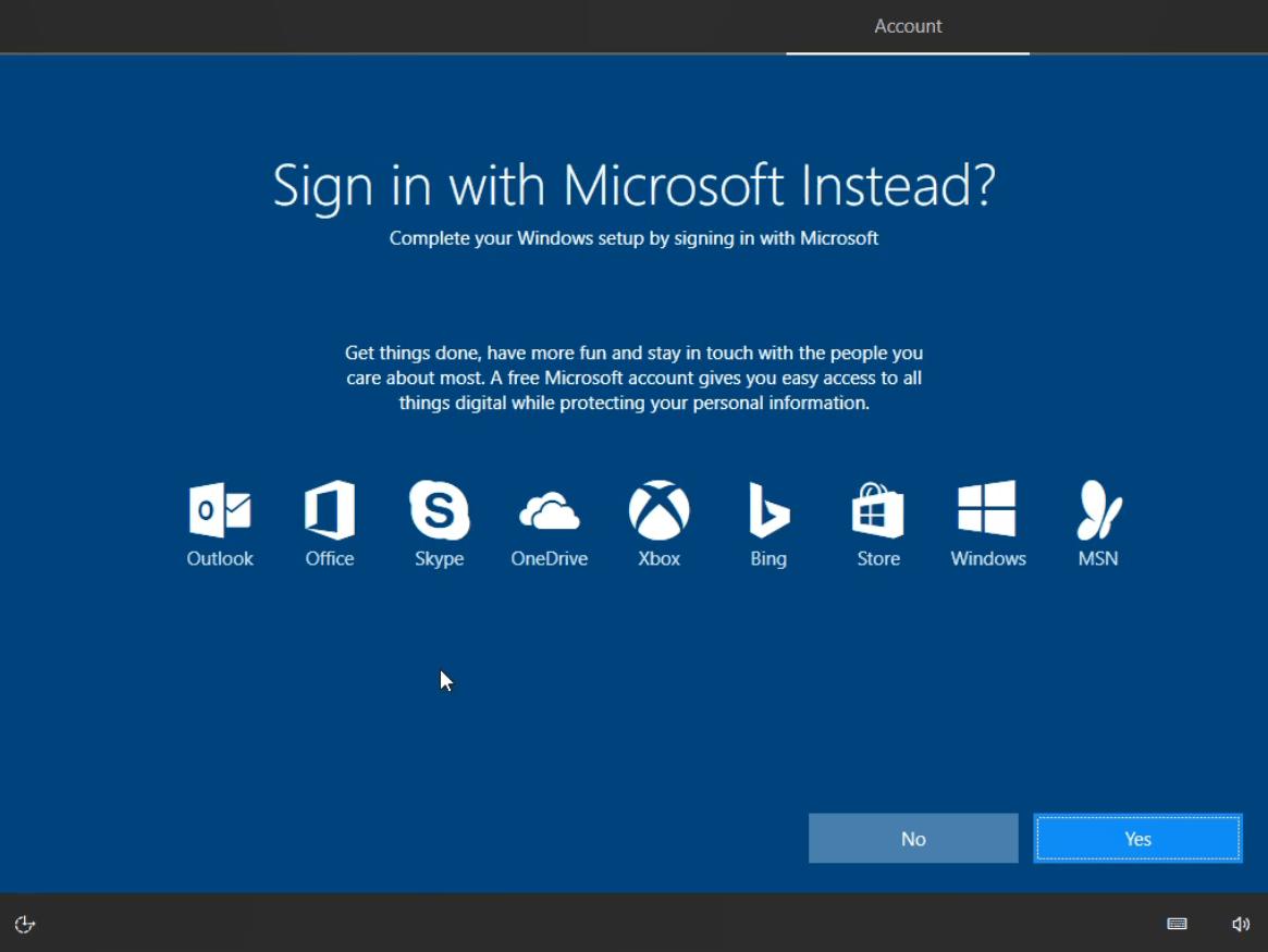 cara instal windows 10 beserta gambarnya