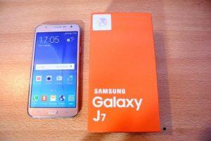 Price of Samsung J7