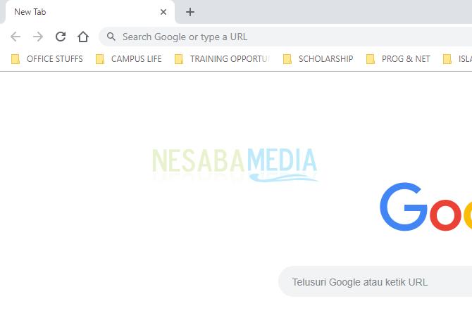cara menerjemahkan halaman web