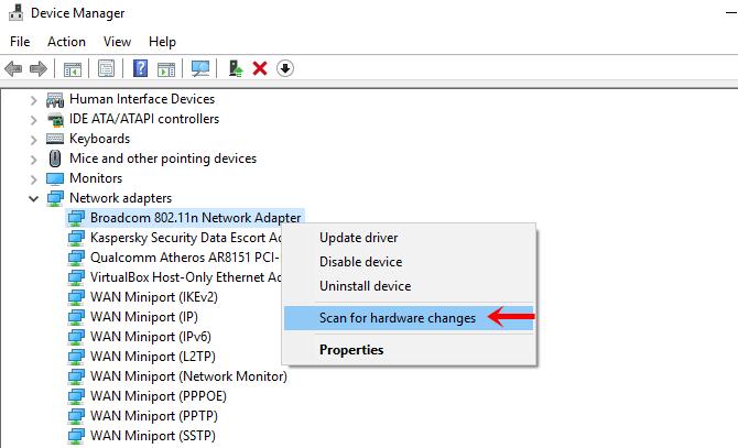 cara mengatasi laptop tidak bisa connect Wifi