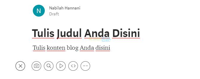 Lalu, klik ikon (+)