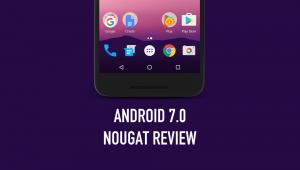 Pengertian Android Nougat
