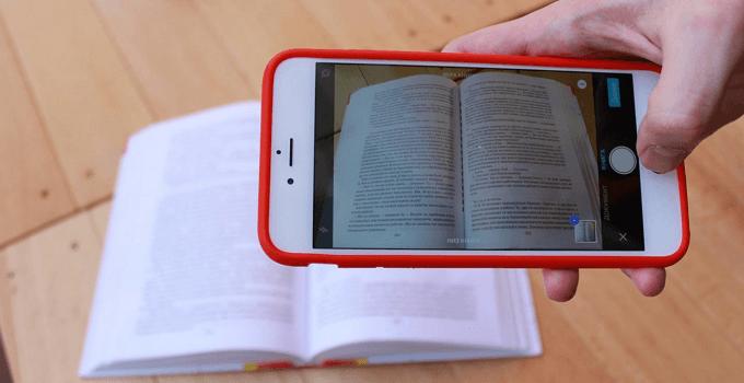Cara Mengubah Android Menjadi Scanner