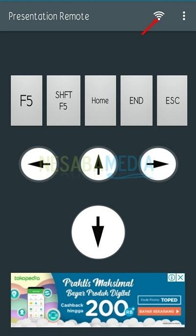 Cara Remote PowerPoint dengan Android