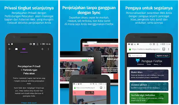 Aplikasi Browser