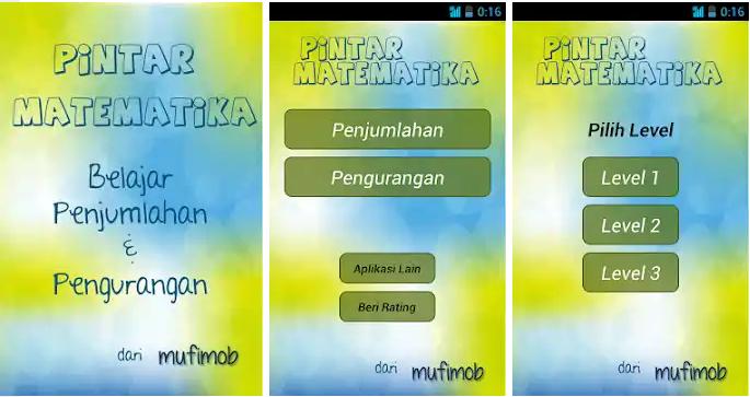 aplikasi matematika smp