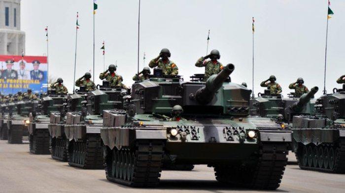 Penemuan Teknologi yang Digunakan untuk Senjata Militer