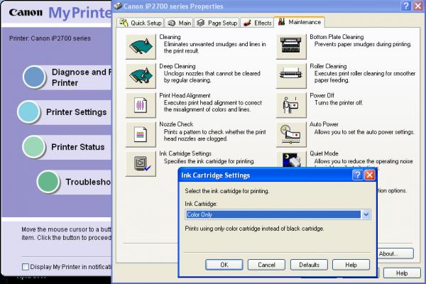 Cara Mengatasi Hasil Print Bergaris mudah