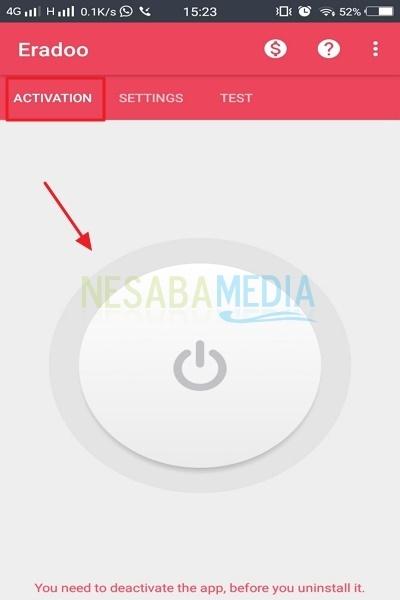 cara menghapus data otomatis saat smartphone hilang atau dicuri