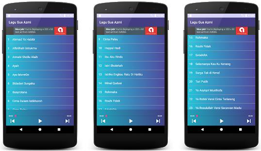 Aplikasi Lagu Qasidah Terbaik