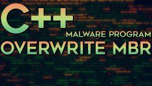 Jenis Virus Komputer - Virus Overwrite