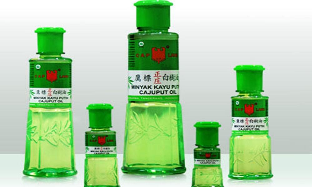 Alternatif menggunakan minyak kayu putih