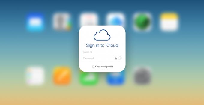 Cara Mengatasi Lupa Password iCloud