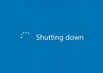 Cara Membuat Auto Shutdown pada Windows