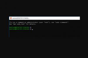 Cara Mengaktifkan Bash Linux di Windows 10