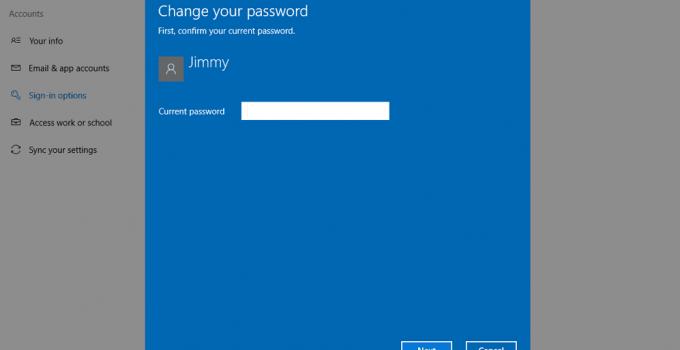 Cara Mengatasi Lupa Password Windows 10