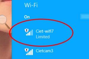 Cara Mengatasi Wifi Limited di Windows 10
