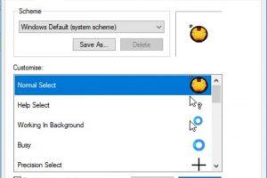 Cara Mengganti Icon Kursor di Windows 10