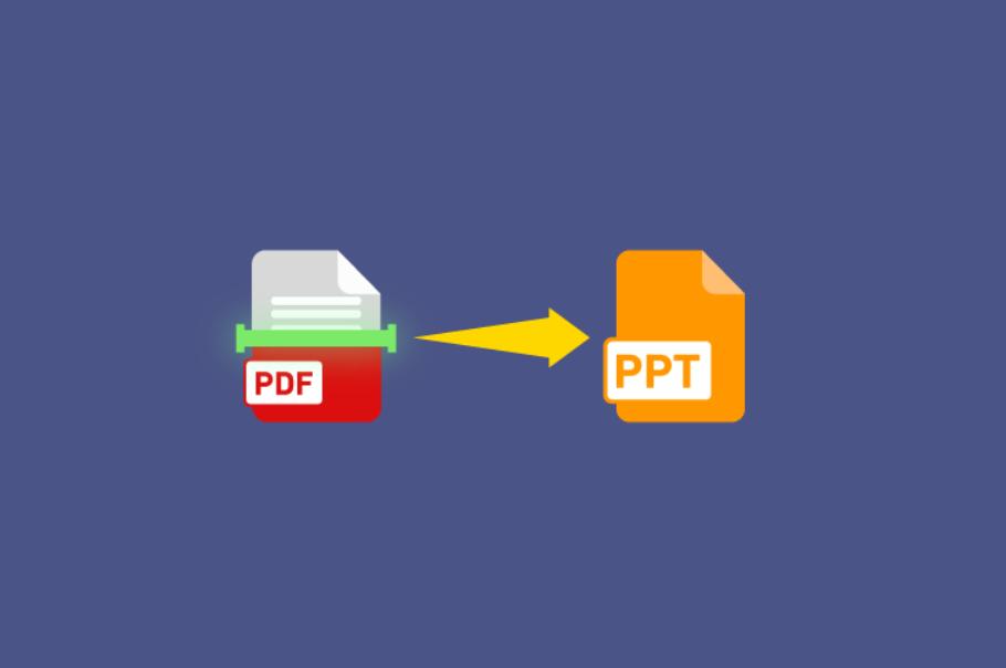 Cara Mengubah PDF Ke PPT