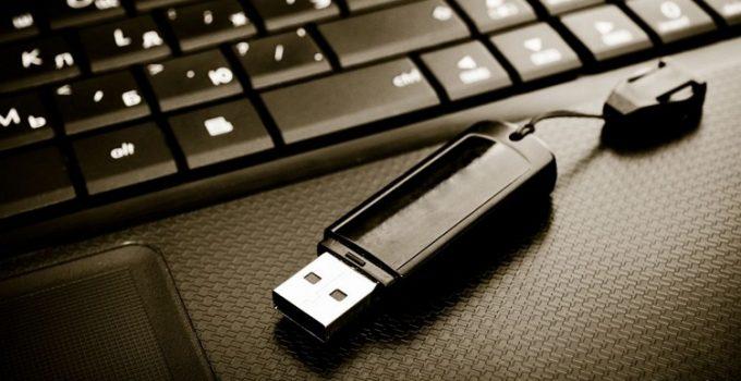 Cara Mengunci Flashdisk dengan Password
