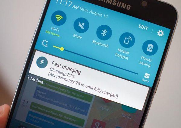 wifi - Cara Menghemat Baterai Samsung