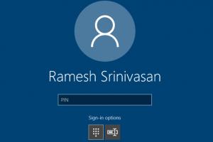 Lupa Password Login Windows 10