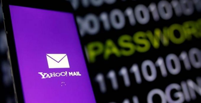 Lupa Password Yahoo Mail Anda