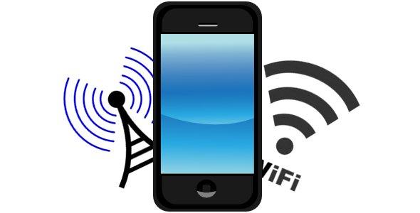 wifi ponsel
