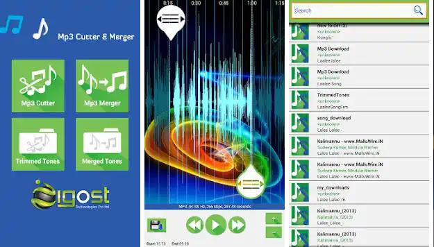aplikasi pemotong lagu terbaik untuk HP Android