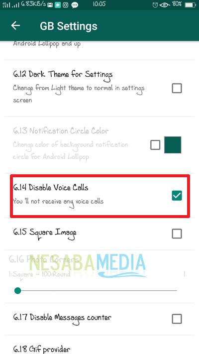 Cara Memblokir Panggilan Masuk di WhatsApp