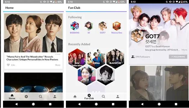 Aplikasi untuk Kpopers - Soompi