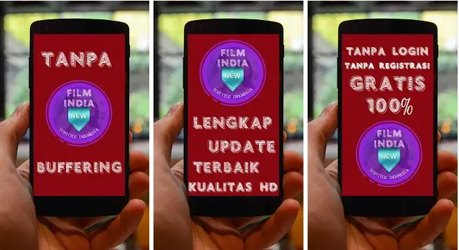 aplikasi untuk nonton film India
