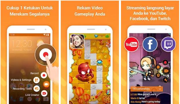 Aplikasi untuk Youtuber