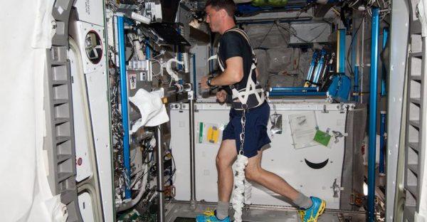 Astronot olahraga