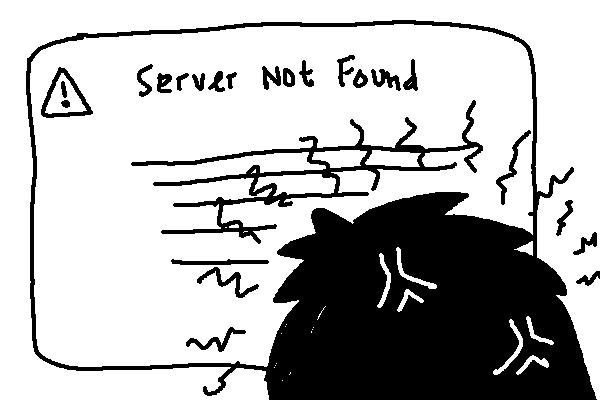 internet bermasalah