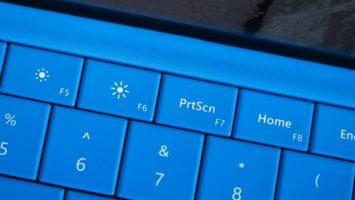 cara screenshot di laptop PC