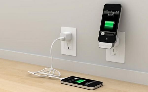 charge handphone dipagi hari