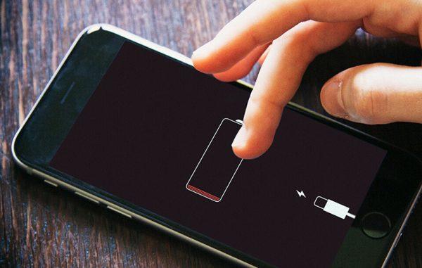 Charging baterai handphone