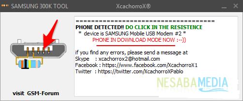 begini cara masuk Download Mode pada HP Samsung